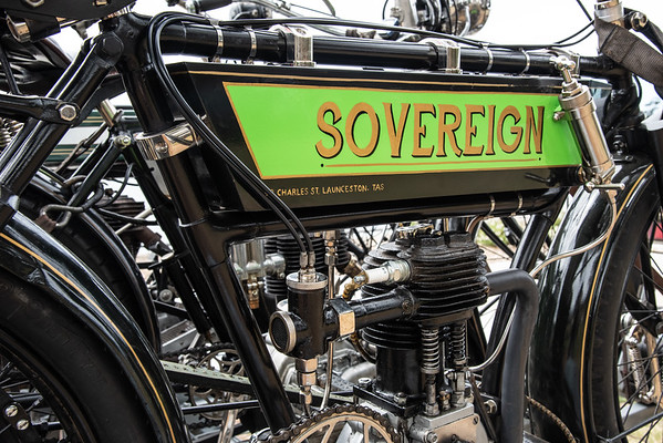 Vintage Motorcycle  Event