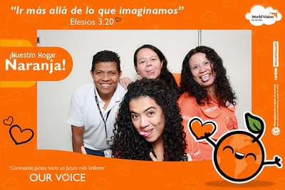 Photo Party World Vision