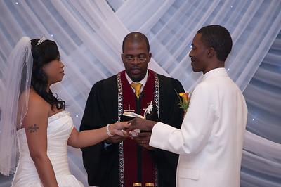 Ammie & Anthony - Ceremony