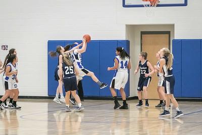 DMS Girls Basketball 11-25-2019