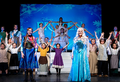 Orpheus Theatre presents Frozen Jr