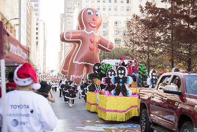 Dallas Christmas Parade 2018