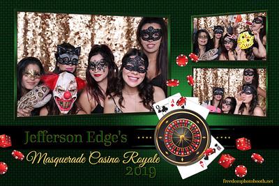 Jefferson's Casino Royale 10.31.19