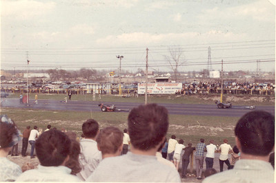 Detroit Dragway in the old days