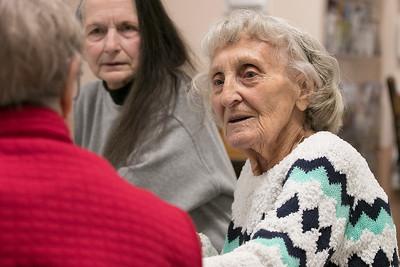 Spanish Class, Senior Center in Leominster, Dec. 5, 2019