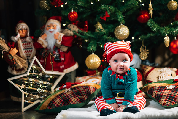 First Christmas - Maximilian