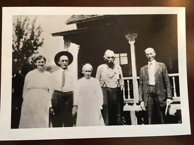 Veatch Family Old
