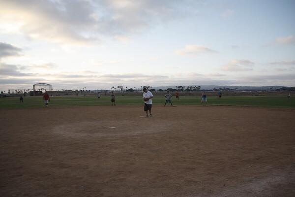 2014-07-09 Softball, Wed, Field 6