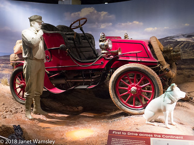 2018 Transportation Exhibit Smithsonian American History