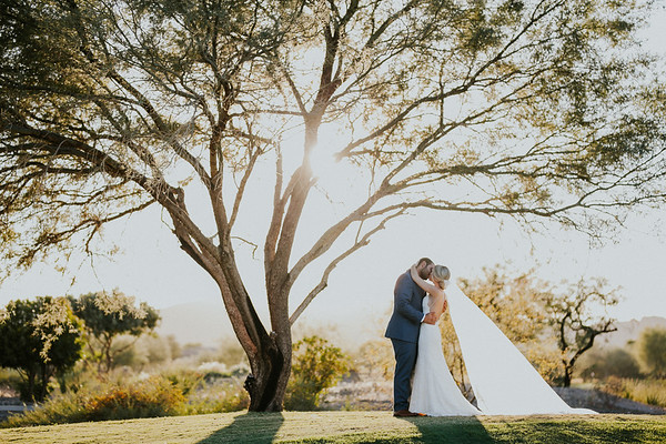 DJ + Marissa | Phoenix Wedding