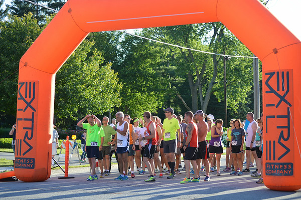 Extra Mile 1 Mile Challenge 2014