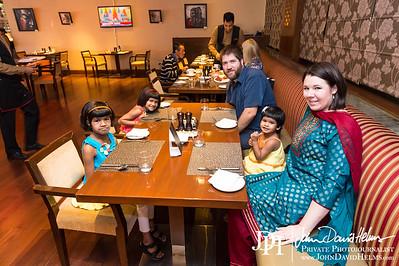 2014 11 12 US Embassy, India Gate/Raj Path/Raisina Hill, Lodi Garden Area and Meeting Colleen