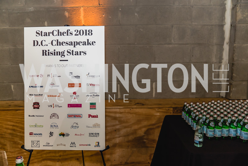 Partners. 2018 StarChefs Tasting Gala & Awards Ceremony. December 11, 2018. Elyse Cosgrove Photography.ARW