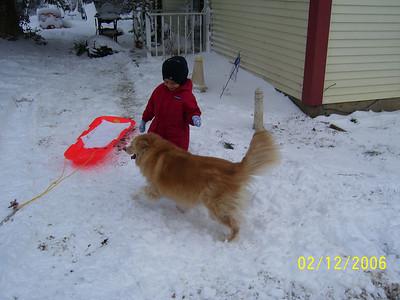 First Snow 2006