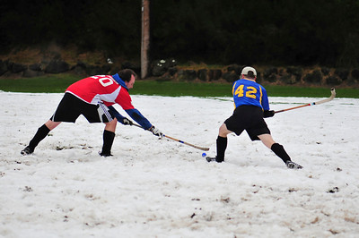 Shinty - New Year's 2008
