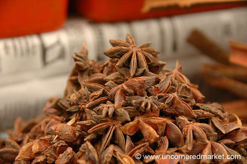 Star Anise Mountain: Alleppey, India