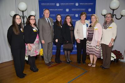 GCU Scholarship Tea 2014