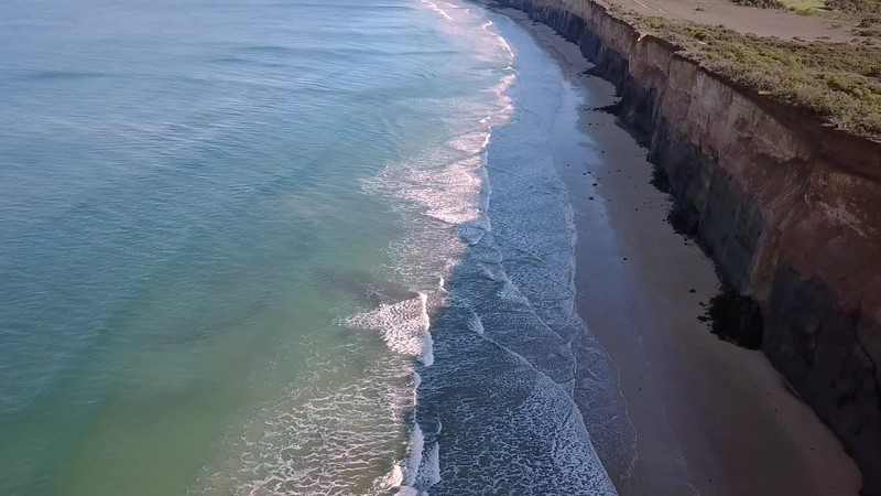 Anglesea Cliffs July 2019