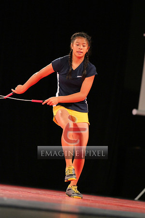 06/24 Sunday Female Single Rope Freestyle Heat 7-9