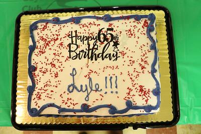 Lyle Rush 65th Birthday