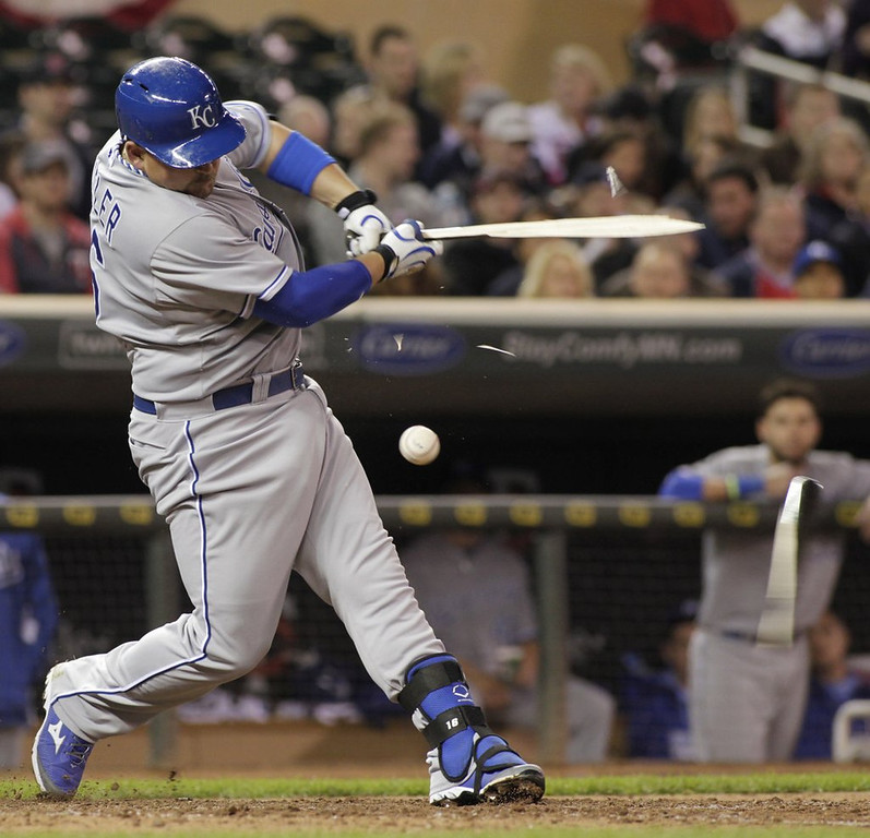 ". <p>10. (tie) KANSAS CITY ROYALS  <p>Sweep by Twins shows they�re well on their way to their 29th consecutive crap season. (unranked) <p><b><a href=\'http://www.twincities.com/twins/ci_25559218/minnesota-twins-beat-kansas-city-royals-4-3\' target=""_blank\""> HUH?</a></b> <p>   (AP Photo/Paul Battaglia)"
