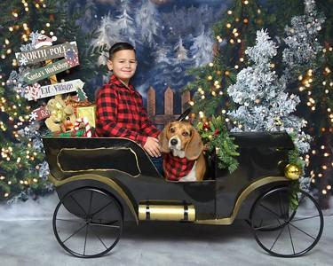 Dylan Christmas 2020
