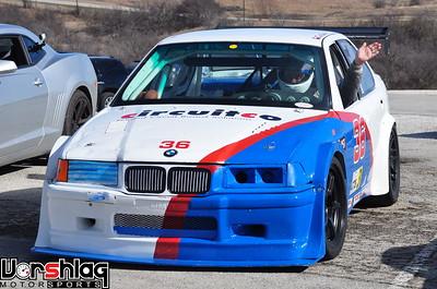 Dave B's GTS BMW E36