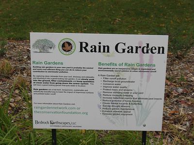 2012-10-04 Schaumburg Campus Rain Garden & Courtyard