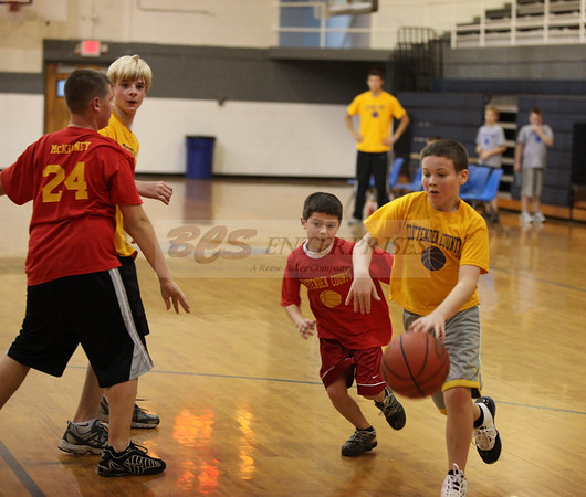 LL Basketball Nov 21, 2009