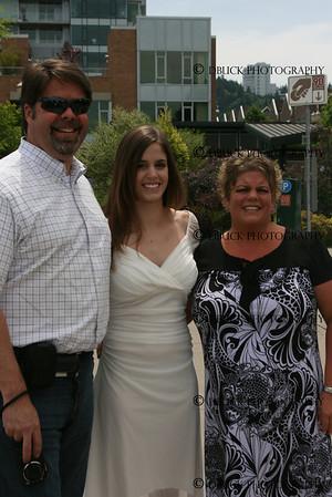 Ashley & Jeff Wedding 6-3-2009