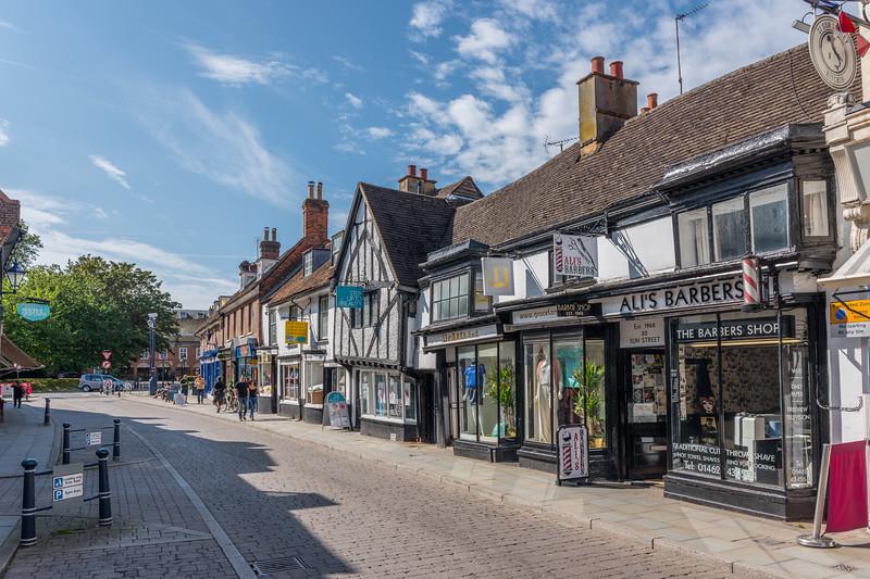Sun Street, Hitchin, Hertfordshire