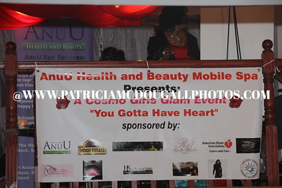 AnuU Health and Beauty Mobile Spa Presents: A Cosmo Girls Glam Event - New York