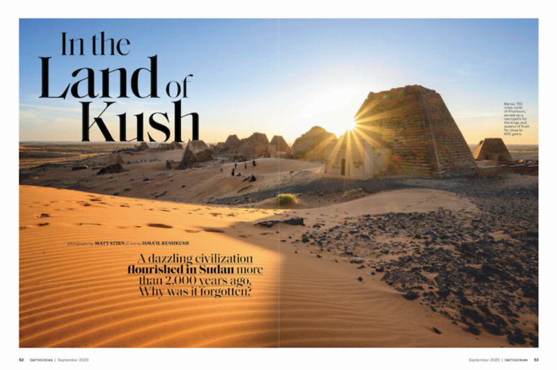 Smithsonian Magazine. September 2020