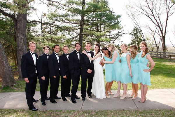 Mitchell - Wedding Party