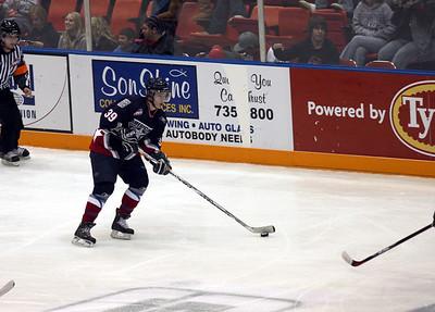 11.09.08 vs. Red Deer