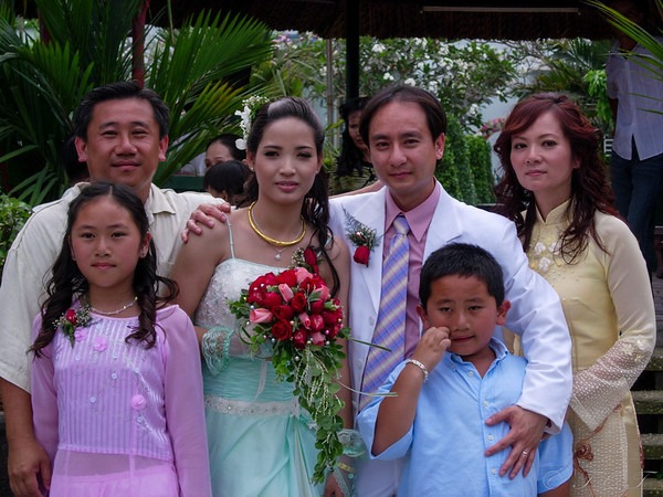 Tai & Lan Wedding
