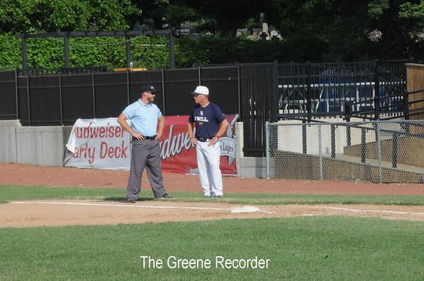 Baseball vs North Tama at Waterloo