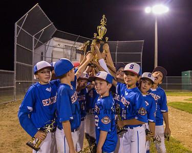 2020-8-31 Tom Kittredge Memorial Baseball Tournament