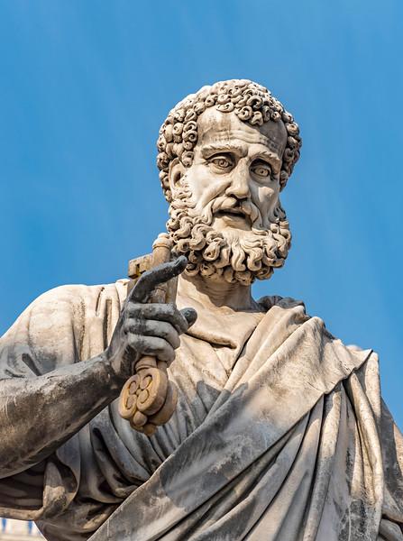 Statue of St. Peter, Vatican