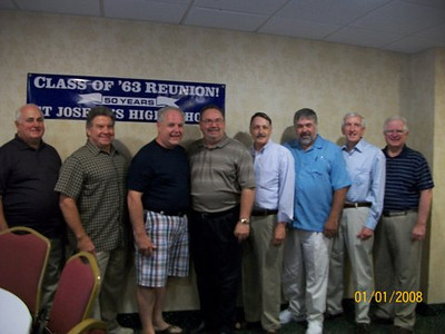 Brunch group - Freddy Freitas, Connie Dubuque, Freddy Freitas, Norm Guilbeault, Bob Matte, Bob Gilman, Ray Richard