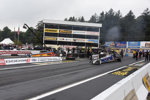 2016 NHRA Dodge Nationals Maple Grove Raceway