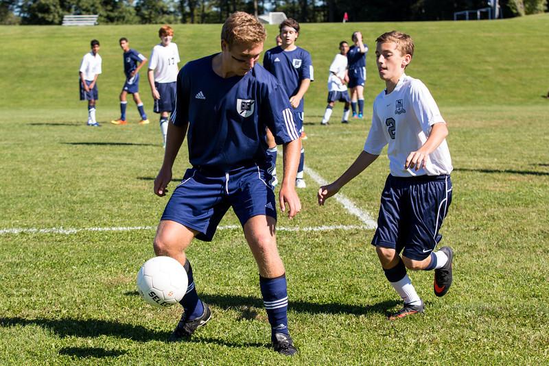 Boys 3rds Soccer