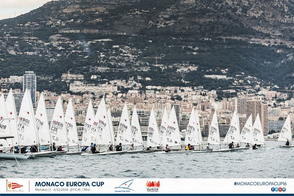 2017 Laser Europa Cup