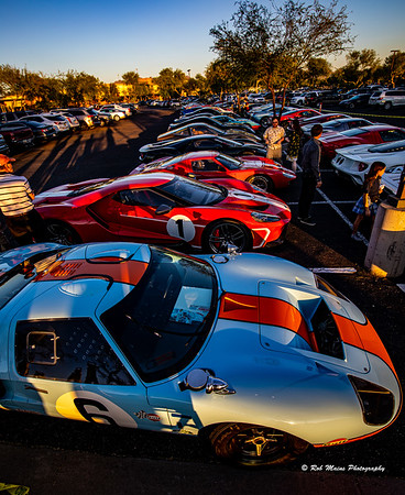 Ford vs Ferrari Movie Premier Scottsdale