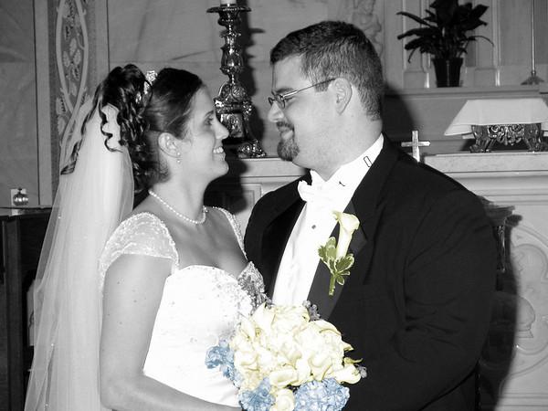 Phil and Rachel's Wedding