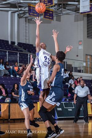 Broughton girls varsity basketball vs Millbrook. February 15, 2019. 750_7276