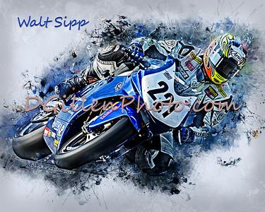 221 Sprint Art