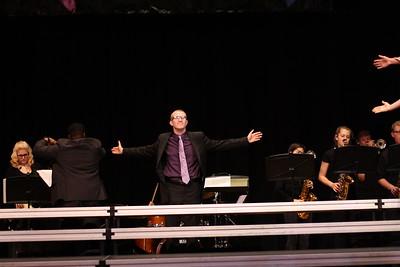 Prairie show choir contest 1/9/16