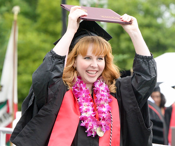 Chico State Commencement Ceremony 5-18-2019
