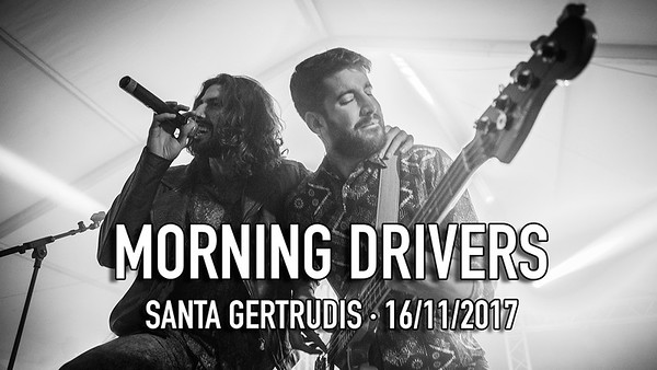 MORNING DRIVERS SANTA GERTRUDIS